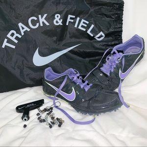 Nike Indoor/Outdoor Track Cleats